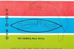 qsl syd gambia