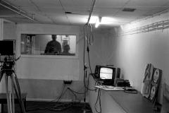 Kontrollrum och studio